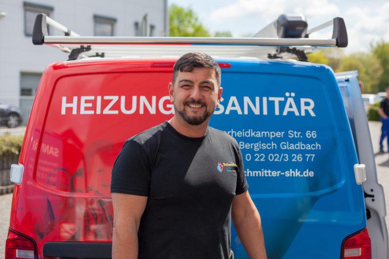 Schmitter Sanitaer Heizung Monteur Klimatechnik Shk Bergisch Gladbach Techniker