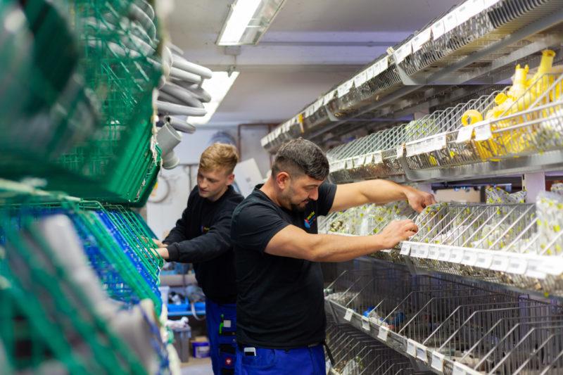 Schoenfeld Schmitter Sanitaer Heizung Klima Shk Lager Kompetenznetzwerk